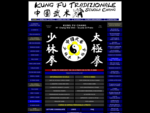 Kung Fu Shaolin e Tai Chi tradizionale cinese