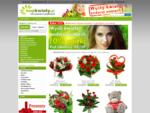Internetowa kwiaciarnia wysyłkowa online, kwiaty z dostawą