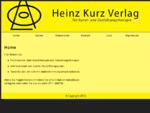 Heinz Kurz Verlag