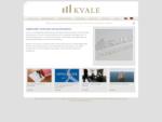 Faglig bredde i kombinasjon med spisskompetanse - www. kvale. no