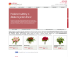 Květiny rychle a bez starosti - kvetiny-brno. cz - květinářství on-line, doručování květin v Brně,