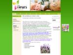 Bio produkty, aromaterapie, bio-bachovky. Květiny pro zdraví. cz