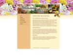 Kvetinárstvo Maja - kvety, svadobné kytice, kytice, donáška kvetov, kvetinové výzdoby, výzdoby