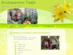 O nás - Predaj kytíc, vencov, svadobná výzdoba, donáška kvetov - Kvetinárstvo Balogová