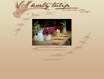 Kvetinárstvo Kvety Tulip - Hlavná stránka