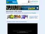 Lavanderías autoservicio domóticas en España KWL-AQUA.