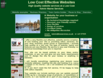 Kelvin Warne Services - Low Cost Effective Web Sites