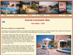 Luxury villas near Chania, Crete - Kydonia Villas - Pano Stalos - Chania - Crete - Greece