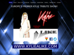 Kylie Minogue Tribute Show