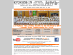 Napier Hastings Ahuriri Taradale Kyokushin Karate - Homepage