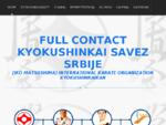 Full Contact Kyokushinkai Savez Srbije
