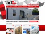 Temporary buildings Including Modular, Portable, Portable buildings for hire and sale - Kyoob ...