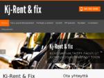 Autonpesu, kiillotus, vahaus, Kj Rent Fix Kyröskoski
