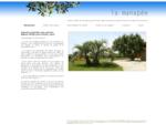 La Manapée, location de vacances. Gîte ou maison d'hôte de standing près d'Uzès dans le Gard, sud
