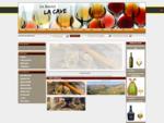 La Baule La Cave, alcools, whisky, vins spiritueux, cave à la Baule 44500 - Solution eCommerce P