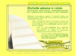 Label2 Etichette adesive in rotolo Marcon - Venezia