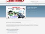 Remorque pour camping-car la BISSONNETTE-remorque sans permis E La Bissonnette. fr
