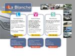 Maastricht - autorijschool - autoverhuur - shortlease - La Blanche