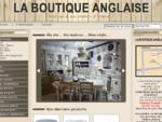 La Boutique Anglaise - Meuble anglais ancien et contemporain - Longeau 80 - Amiens