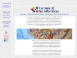 Limpieza de alfombras, restauración, Fabricación | Alfombras Baldomero