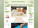 Arredamento Divani Letto - La Casa Econaturale - Divani e Letti