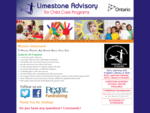 Limestone Advisory for Childcare To Provide, Promote, and Support Quality Child Care