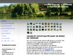 Bienvenue sur le site PRL Lac de Goulens