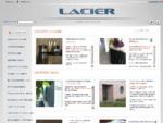 Lacier. fr - Conception de produits inox brossé