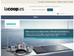 Lacoop. es - Electrodomésticos de confianza al mejor precio