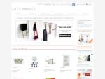 La Corbeille Vente en ligne d'objets design, objets deco 100DRINE, Art de la table, meubles desi