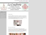 Accueil - La Coudrerie (la broderie alsacienne)