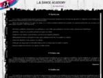 LA Dance Academy