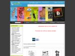 Stickers déco, tuning, personnalisation Ladezif