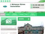 Agences immobilières - L'Adresse Kéres Immobilier à Draveil