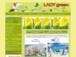 LADYgreen, e-shop φυσικών προϊόντων για όλη την οικογένεια