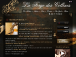 Artisan forgeron - Fabrication sur mesure - Forge - ferronnerie d'art - Métallerie - La Forge des .