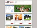 Agenzia Immobiliare LA FORNESE - affitti e vendite a Forni di Sopra