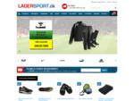 Køb billigt sportstøj og sportsudstyr på Lagersport. dk