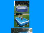 vom Hersteller Agrisilos Laghetto Aufstellbecken Whirlpool Schwimmbecken Swimmingpool Jacuzzi Spa