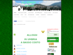 Alloggi Umbria a basso costo - ASSISI LA GIADA casa vacanze