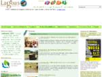 Website das Lagoas de Bertiandos e S. Pedro d Arcos