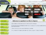 Algarve Rent a Car | Faro airport Lagos hire a car | LAGORENT | Car holiday rentals