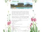 Kaimo turizmo sodyba | Sodyba vestuvėms, šventėms | Poilsis kaime | Laimos Vila