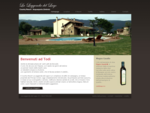 La Leggenda del Lago - Country Resort - Acquasparta - Umbria