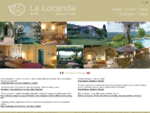 La Locanda, Hotel in Chianti, Radda, Siena, Tuscany, Italy. Hotel de charme, magnificent posi