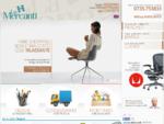 Mobili Ufficio e Arredo Contract Sedie, Tavoli e Scrivanie | LaMercanti