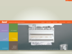 Componenti acciaio inox arredamento, industria mobile, elettrodomestici, accessori cucine - LAMI - ...