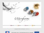 La microfusione - Bomboniere in argento - Produzione artigianale - Vendita online