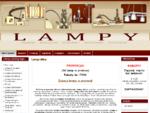 Lampy sklep lampy nowoczesne, wiszące z mosiądzu, stylowe, witrażowe i żyrandole