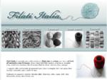 Filati Italia, vendita filati, ferri per calza, uncinetto, lana, cotone, gomitoli, per macchi